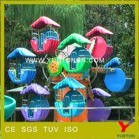 Kiddie High Quality Carnival Ride Children Ferris Wheel for sale thumbnail image