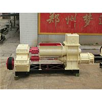 semi-automatic clay/ hollow  vacuum brick  machine for sale thumbnail image