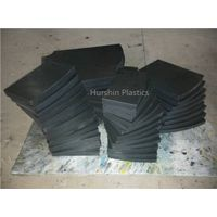 Polyethylene sheets UHMWPE plastic material for shuttle device on textile machinery