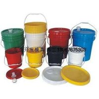 Paint bucket mold, injection mold paint bucket, 20 L plastic mould factory thumbnail image