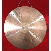 """Cooper Gong 100% handmade 16"""" Brass small gong for sale"""