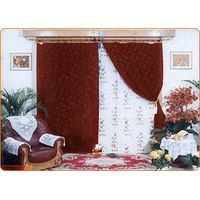 Aromatherapic window curtain QDDS003