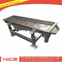 NL-520 soil vibration screening sieve machine