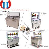 Easy Operate Ice Cream Roll Making Machine thumbnail image