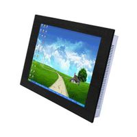 """22"""" Wide LCD Multitouch Industrial Panel PC,all in one pc IPC-222 thumbnail image"""