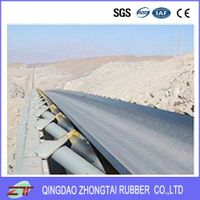 Factory Direct Supplied Nylon Rubber Flat Conveyor Belt