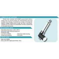 6000N linear actuator