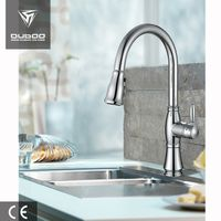 Factory Outlets Kitchen Taps Kitchen Faucet in Chrome OB-D48