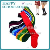 144N leisure school long socks/students socks thumbnail image