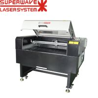 Widely Used Fabric and Cloth Film Laser Cutter 100W Auto Feeding CO2 Laser Engraving and Cutting Mac thumbnail image