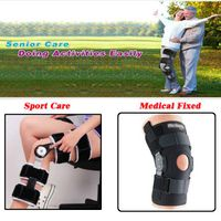 Jushuo Best Selling Dial Hinged Knee Brace thumbnail image