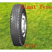 radial tubeless truck tyre with gss/dot/ece