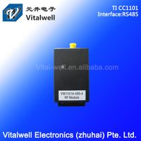 VW1101A 433MHz wireless rs485 transmitter and receiver thumbnail image