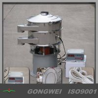 Mechanical vibration sieving machine