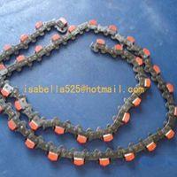 laser welded chain saw