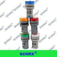 Mini LED Voltage Indicator 22mm