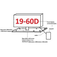 LED Display Board ( for Bus Routes) thumbnail image