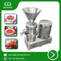 Industrial sauce making machine hot sauce grinding machine thumbnail image