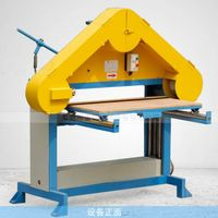 Metal belt sanding machine