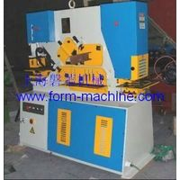 Q35Y Series Hydraulic Iron Worker angle steel cutting machine thumbnail image