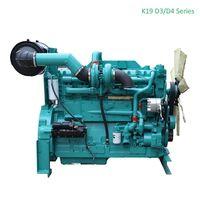 Cummins KTA19-G Series Diesel Engine Generator Engine