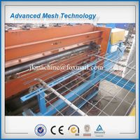 2-3.5mm Full Automatic Steel Wire Mesh Welding Machines for Construction Mesh