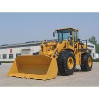 ZL50F Wheel loader,CAT Engine,ZF,Polit control.