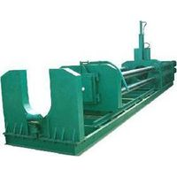 Hydraulic cylinder elbow machine