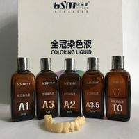 Besmile Dental Zirconia Dyeing Liquid 16 Color