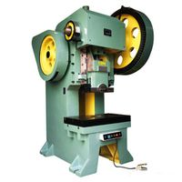 J23 fixed table power press with moulds,J23 punching press machine