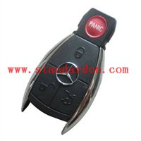 Newest Hot remote controller case Benz. Auto Key Shell for Mercedes 3+1 Button Remote Key shell