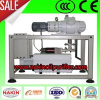 Series NKVW Oil Filtration Vacuum Pump System