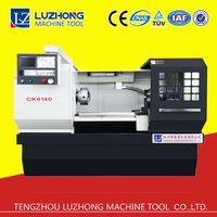 Lathe Machine CK6136 CK6140 CK6150 Fast Turning Machine CNC thumbnail image