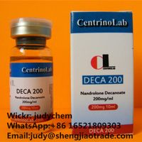 Deca 200 anabolic steroid (Nandrolones Decanoate) 200mg/ml 10ml/vial Wickr:judychem thumbnail image