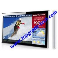 LCD advertising player, advertisement screens  (TP42A-WL) thumbnail image