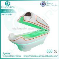 2015 Newest Beauty salon uesd!!! infrared spa capsule/Far infrared ozone steam spa capsule/hot sale