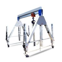 Portable mobile gantry crane is suitable for various explosion-proof and clean environments thumbnail image