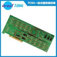 Communication Server PCB Board - Grande - PCB Assembly Manufacture