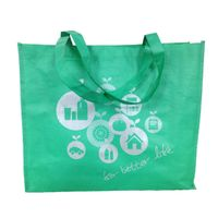 Supply of post-consumer recycled PE woven bag