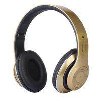 Foldable Over Ear Bluetooth Headphones with FM thumbnail image