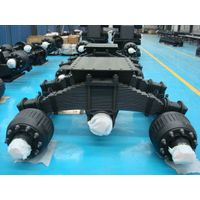 32T bogie/single point/high mounting suspension