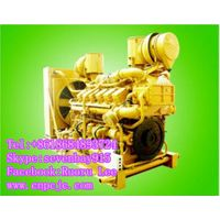 Dual fuel engines and gensets