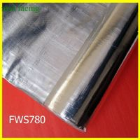 foil woven for roof insulation