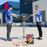 Wholesale lightweight backpack rock core drill machine/core sampling drilling rig with factory price