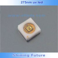 SMD 3535 Po 1.1-1.6mW 275nm uv led for Sterilization