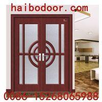Beautiful design mdf pvc decorative door for hotel thumbnail image