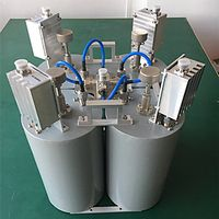 330-520MHz 4 Channel UHF Combiner for Radio Repeater thumbnail image