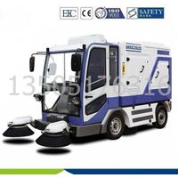 road sweeper truck with CE thumbnail image