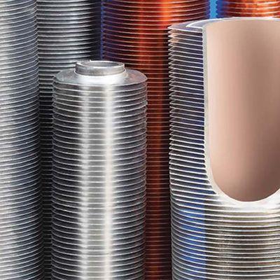 High Finnned Tube (Aluminum & Copper)