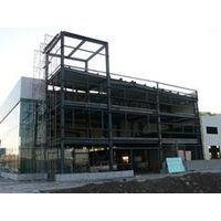 high quality steel structure warehouse/workshop thumbnail image